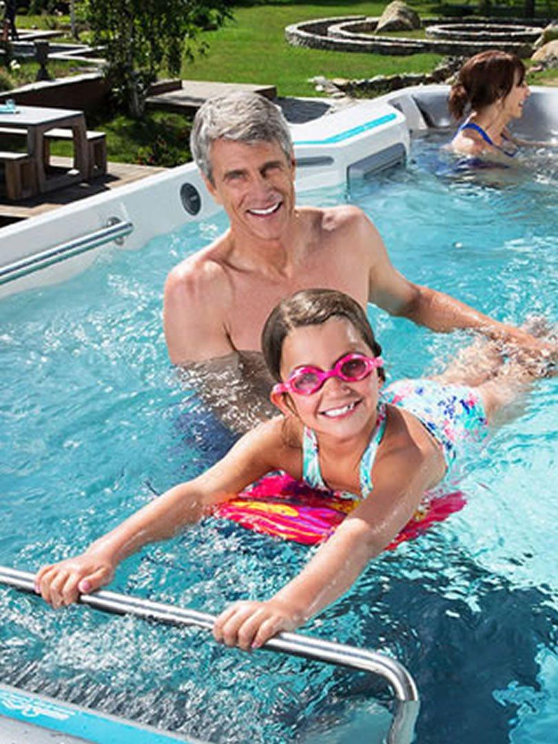 Wellness a zábava s rodinou